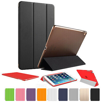 "Smart Magnetic Leather Cover Case Stand For iPad 2/3/4 9.7"" 2018 Air 2 mini Lot"