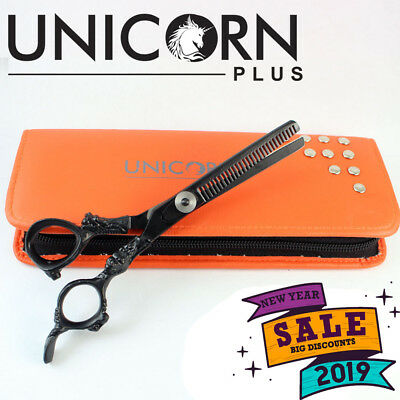 Unicorn Professional Stainless Steel Hairdressing Hair Cutting Thinning Scissors