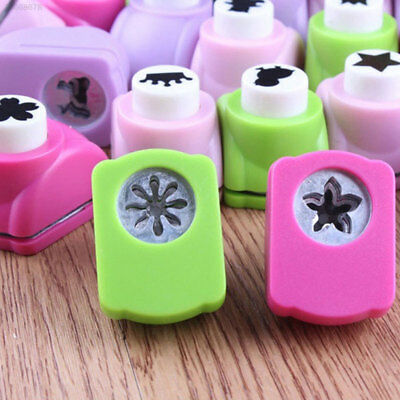 1318 42 Styles Hand Shaper Scrapbook Hole Punch Child Tool Office Kid Crafts