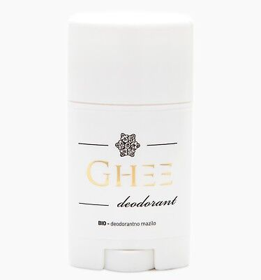 BIO Ghee deodorant from organic ingredients