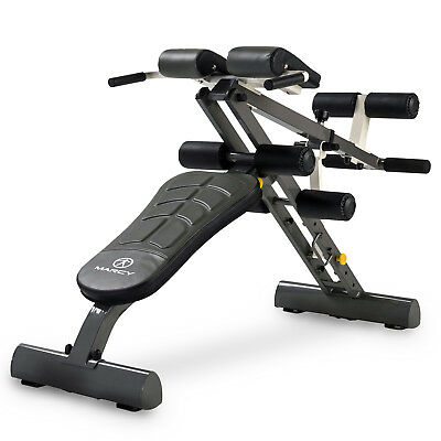 Marcy Pure CT6000 Core Trainer Abdominal / Hyper Extension Bench Folding Design
