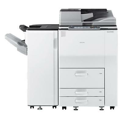 Ricoh Aficio MP 6002 Black White Multifunction Laser Copier Printer Scanner
