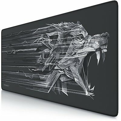 Tappetino per Mouse TITANWOLF XXL Gaming Mousepad 900x400mm Spessore 3mm