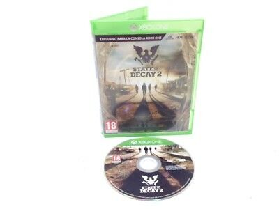 Juego Xbox One State Of Decay 2 4209792