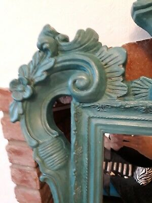 Large Antique Baroque style mirror
