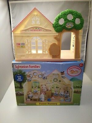 Sylvanian Families Forest Nursery boxed 5100