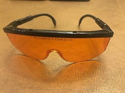 Iridex 532nm laser safety glasses