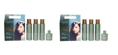 Agave Smoothing Treatment System 2 Applications Kit 2 Pack