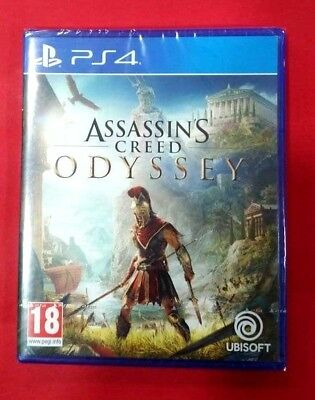 Assassin's Creed: Odyssey - PLAYSTATION 4 - PS4 - NUEVO