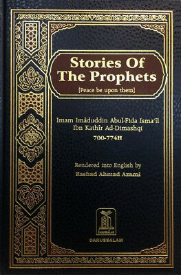 Stories of the Prophets [ibn Kathir] islam muslim quran book