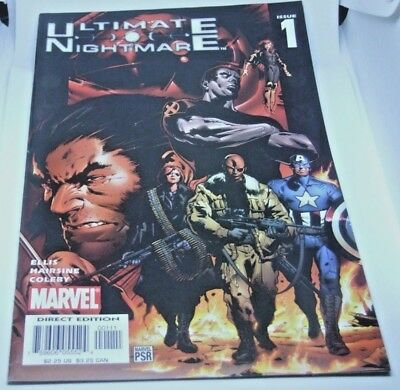 Marvel Comics Ultimate Nightmare #1 Oct 2004