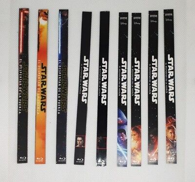 Spine magnet Star wars The Force Awakens for steelbook Bluray Multi Language
