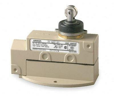 Plunger, Roller General Purpose Limit Switch; Location: Top ZV-N22-2S 2CMC3