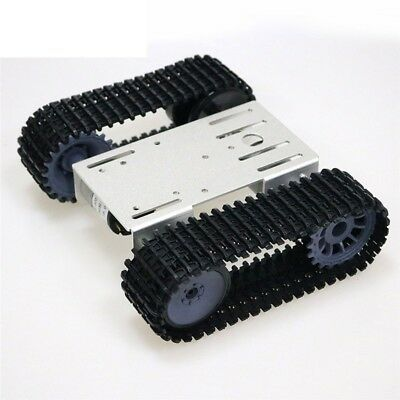 TP101 Smart Tank Chassis Tracked Remote Control Platform for DIY Arduino  os12