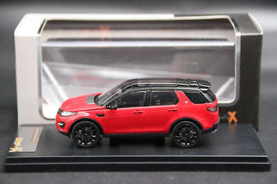1:43 Premium X Range Rover Discovery Sport 2015 Red PRD402 Resin Christmas Gifts