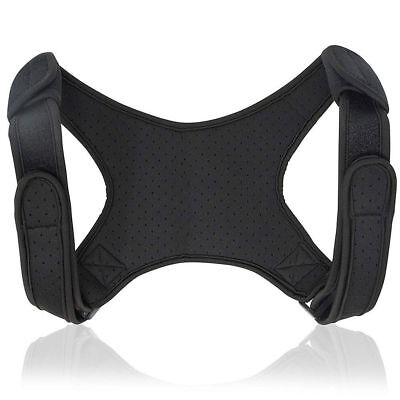 Back Posture Correction Shoulder Corrector Support Brace Belt Strap Therapy