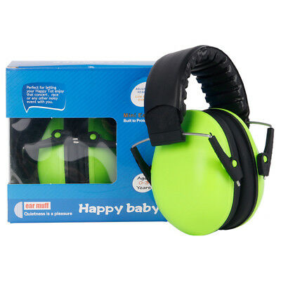 Kids Baby Ear Muff Defenders Noise Reduction Comfort Festival Protection -WE86
