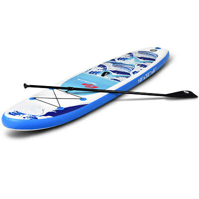 SUP Board aufblasbar Stand up Paddle Board Paddle Board Set 305x80x15cm