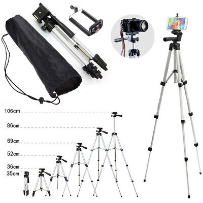 Professional Camera Octopus Tripod Stand Holder+Ball Head+Bag For DSLR Camcorder