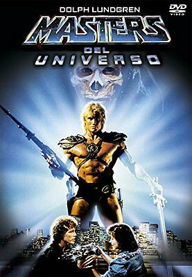 Masters of The Universe (Masters del Universo) - All Regions [DVD]