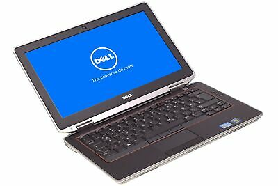 "Dell Latitude E6320 Notebook 13,3"" Core i5 8GB RAM 256GB SSD"