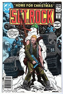 Sgt. Rock #350, Very Fine - Near Mint Condition'