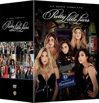 Pretty Little Liars s1 - s7 (36 DVD) - ITALIANO ORIGINALE SIGILLATO -