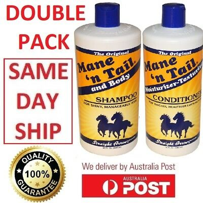 Mane 'n Tail And Body Original Shampoo & Conditioner 946Ml - New Best Seller!!!