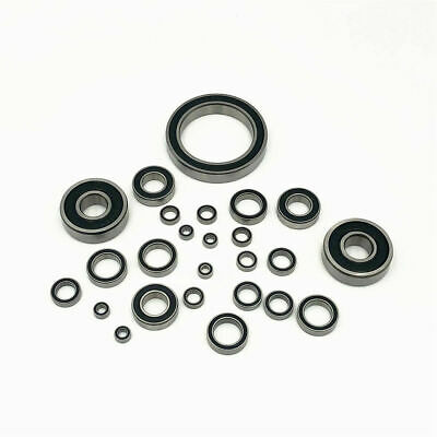 1-10pcs 604-2RS to 699-2RS Rubber Sealed Ball Bearing Deep Groove Ball Bearing