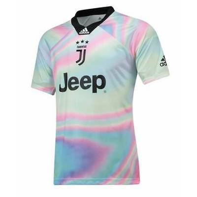 adidas Juventus EA Sports 4th Shirt - Mens
