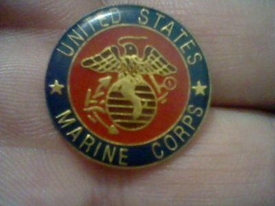 Marine Corps United States Badge Pin Marines