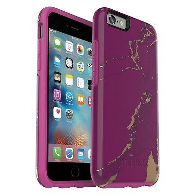 Otterbox Symmetry Series Case for iPhone 6 and iPhone 6s - Purple Marble