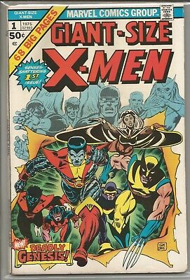 GIANT-SIZE X-MEN  -  No.  1 (1975)  Fine condition 6.0