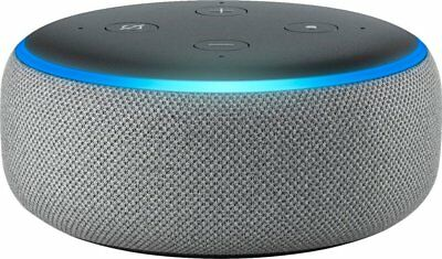 New Amazon - Echo Dot (3rd Gen) Far Field Voice Control - Latest Model