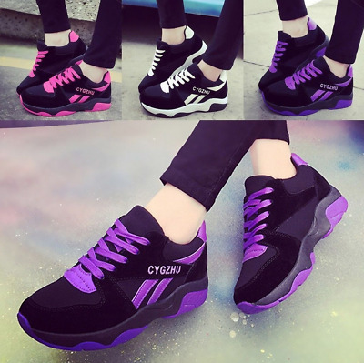 Women's Athletic Sneakers Outdoor Sports Running Breathable Sports Shoes