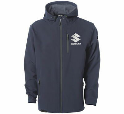Factory Effex Men's Suzuki Tech Jacket Size XL Navy