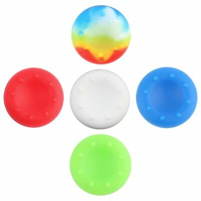 10Pcs Analog Controller Thumb Stick Grip Thumbstick Cap Cover For PS4 XBOX ONE R