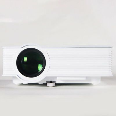 Wifi Android 6.0.1 Multimedia Home Theater Projector 8000Lumens HD 1080P 4K AU