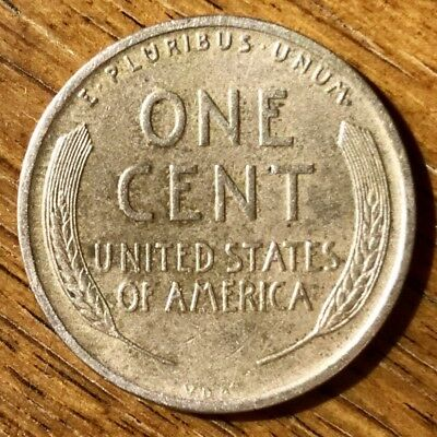 Outstanding 1909 VDB Lincoln Cent Wheat Penny (1¢) Nice Raw Coin | Free Shipping