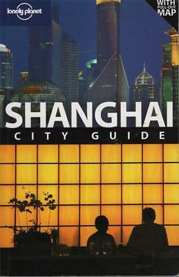 Shanghai City Guide China - Lonely Planet Travel Guide Excellent Almost New  Pb