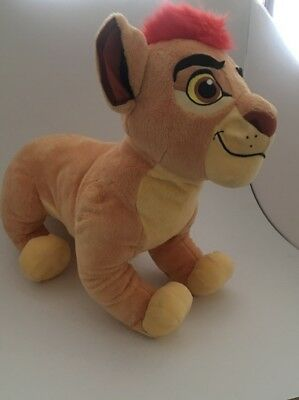 """Disney Store Exclusive Lion King Simba 25 """"Plush Toy In Excellent Condition."""
