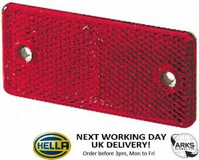 HELLA Rear Reflector red - 8RA003326-001 (Next Working Day to UK)