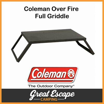 Coleman Over Fire Full Griddle, Stove Cooker