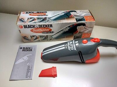 Black and Decker Dust Buster Auto