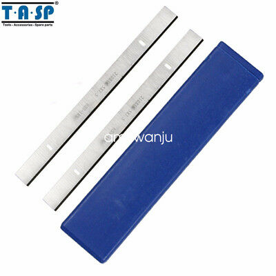 5 Pairs HSS Thickness Planer Blade Knife For ERBAUER 052 BTE  210x16.5x1.5mm