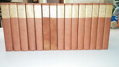 Oriental Tales book set - Thousand Nights and One Night - 15 Vol's complete 1901