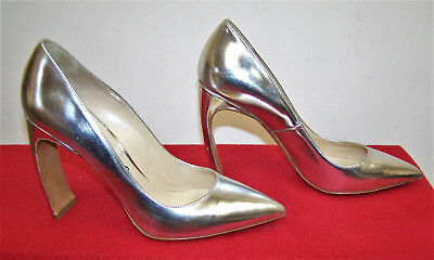 Gretchen Carlson Autographed and Worn Heels- Miss America 1989  Fox TV Be Fierce
