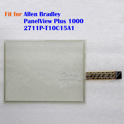 New Touch Screen Glass for Allen Bradley  PanelView Plus 1000 2711P-T10C15A1