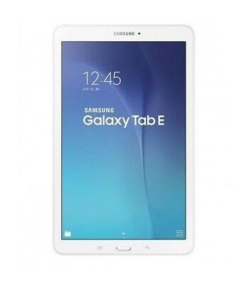 Samsung SM-T560 Galaxy Tab E 9.6 inch Tablet Android OS 8GB WiFi White C Grade