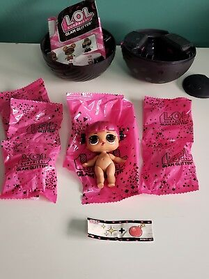 Lol Surprise Doll Glam Glitter Series - Cherry - Gg-012
